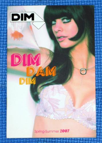 DIM モデル 下着カタログ 01