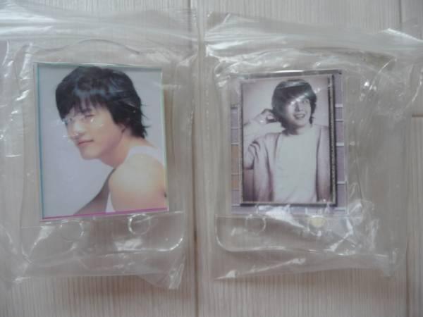 ぺ・ヨンジュン&韓流スター フォト&フォトスタンド