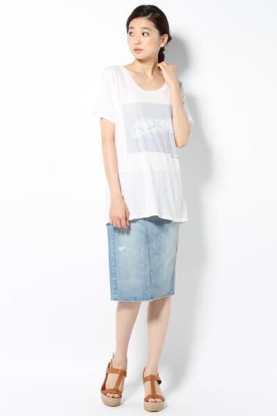 Deuxieme Classe PHOTOGENIQUE HEAVEN Tシャツ / ドゥーズィエムクラス