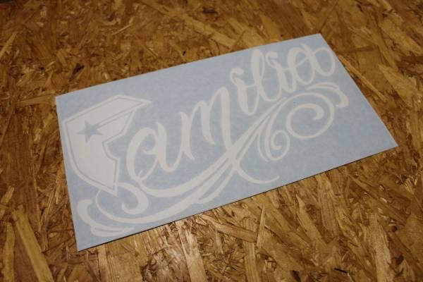 FAMILIAフェイマススターFSSステッカーBLINK182 FAMOUS STARS