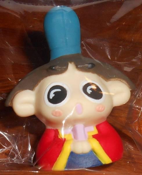 ★おじゃる丸 指人形1個 未使用 グッズの画像