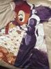 Muchacha - ムチャチャあちゃちゅむ新品ディズニーのコラボ、バンビのワンピース