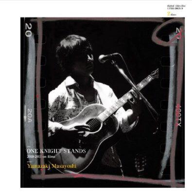 山崎まさよし ONE KNIGHT STANDS 2010-2011 on films DVD ライブグッズの画像