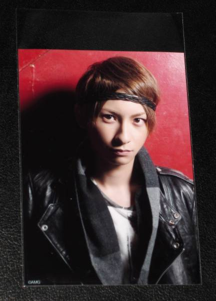 AAA トリプル・エー [5th Anniversary] 限定生写真 (與真司郎b)