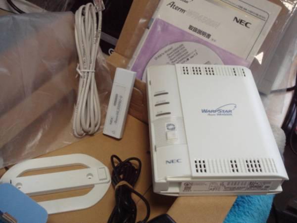 NEC Atern WR4500N USB子機 WL300NU-G PA-WR4500N/NU送料無料