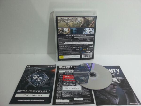 Call of Duty Ghosts コールオブデューティ ゴースト ps3_画像3