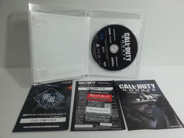 Call of Duty Ghosts コールオブデューティ ゴースト ps3_画像2
