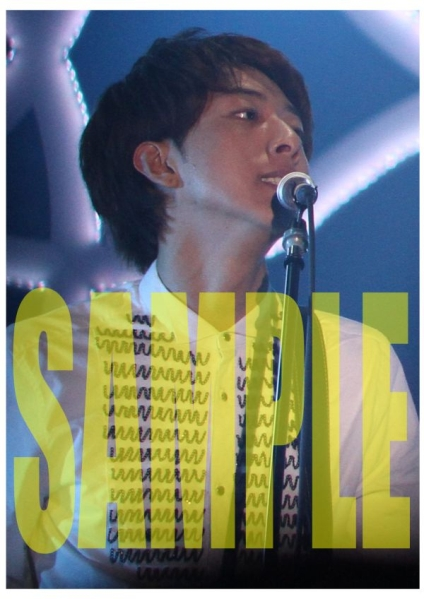 CNBLUE イ・ジョンシン MUSIC FOR ALL, ALL FOR ONE 写真5枚