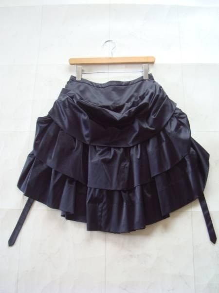 karen walker ブラックボリュームスカート US2 カレンウォーカー_画像1