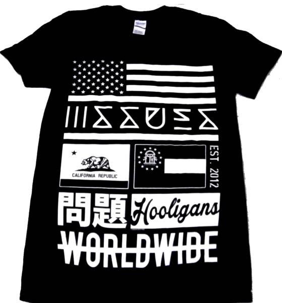 即決!ISSUES Tシャツ Mサイズ 新品未着用【送料164円】
