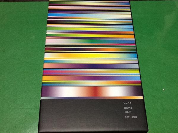 冒険価格!写真集 GLAY Dome TOUR 2001-2002。