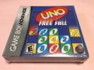 新品未開封● UNO FREE FALL 海外GBAニンテンドーDS 任天堂 ウノ カードゲーム レトロゲーム 送料250円 ※日本のGBA/DSでも遊べます♪