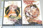 *AB2 ポストカード Missing 甲田学人 翠川 しん  2枚セット