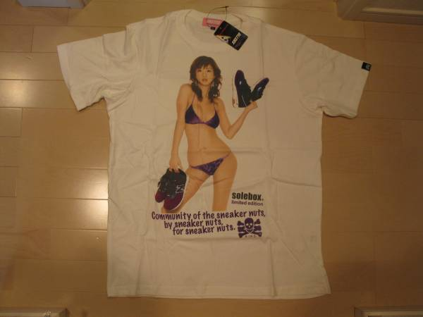 KIKS TYO ほしのあき Tシャツ ニューバランス XL 未使用 タグ