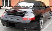 ポルシェ996カーボン リアウイング スポイラー カレラGT3 4S 911