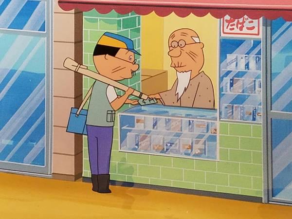 ●サザエさん●セル画●長谷川町子●n グッズの画像