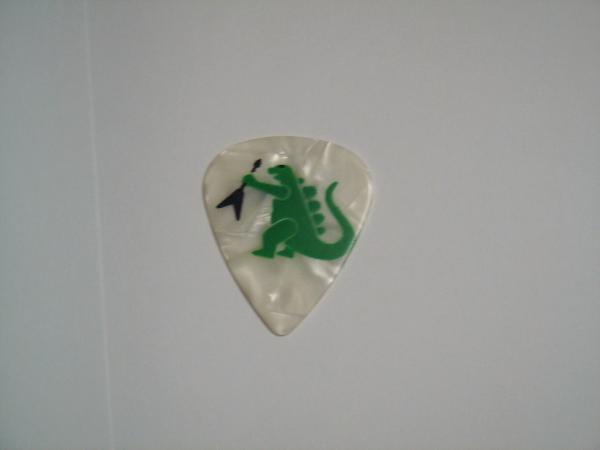 エアロスミス ギター ピック ローリングストーンズ ビーズ ライブグッズの画像