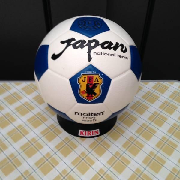 モルテン製 日本代表 サッカーボール 5号 JFA キリン