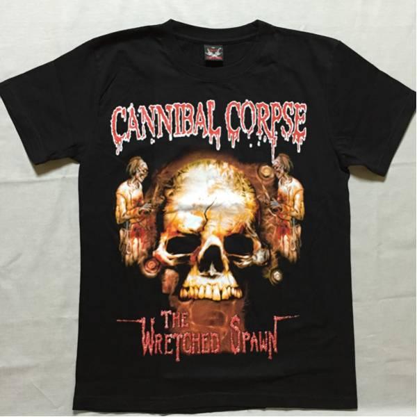 バンドTシャツ カンニバル コープス(CANNIBAL CORPSE)新品 M