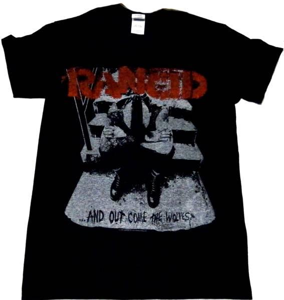即決!RANCID Tシャツ Sサイズ 新品未着用【送料164円】