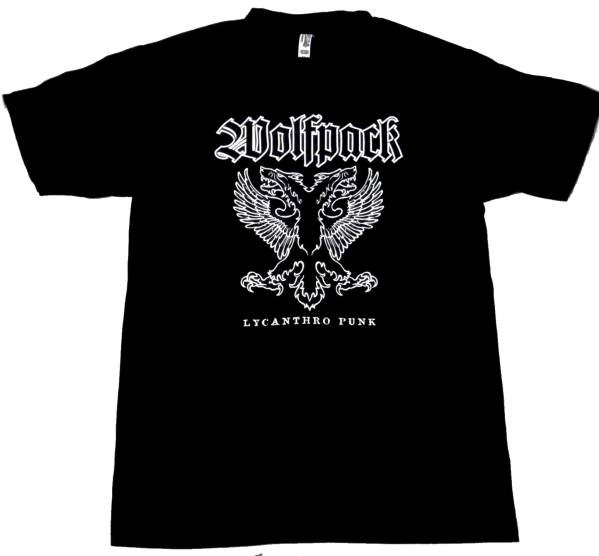 即決!WOLFPACK Tシャツ Sサイズ 新品【送料164円】
