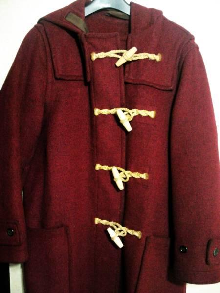 ■■マーガレットハウエル■■英国製コート希少品イングランド レア アウター ウール最高級コート イギリス ブランド
