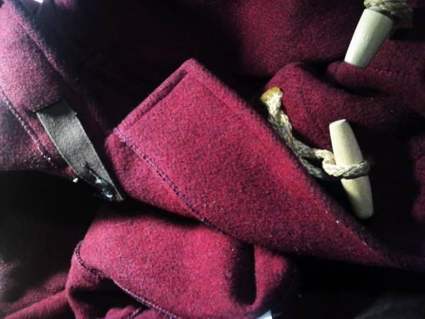 ■■マーガレットハウエル■■英国製コート希少品イングランド レア アウター ウール最高級コート イギリス ブランド_画像3