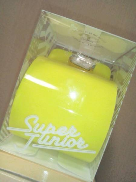 新品 SUPER JUNIOR 2012 SUMMER カフスブレスレット