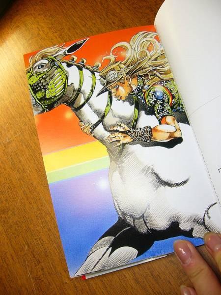 A_aiy/'05年非売品早購特典絵葉書ジャンプスーパースターズ/27作品_画像2