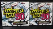 [NonStopMix CD] Mash Up Mix 90s