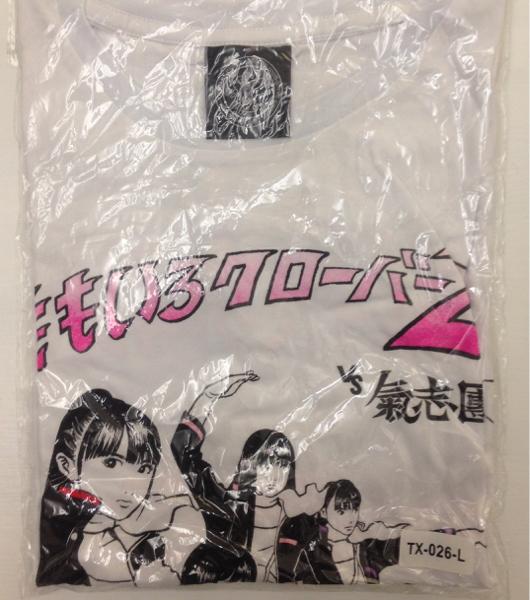 ももいろクローバーZ vs 氣志團 Tシャツ Lサイズ未使用 ももクロ ライブグッズの画像