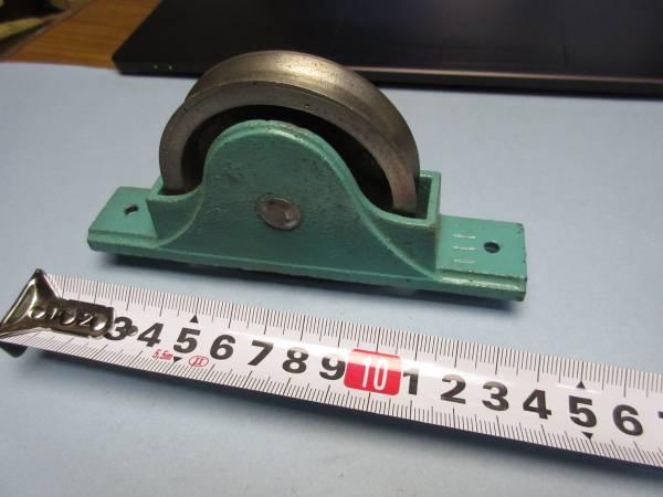 75mm/MK/ローラー戸車/戸車/丸/1個_画像1