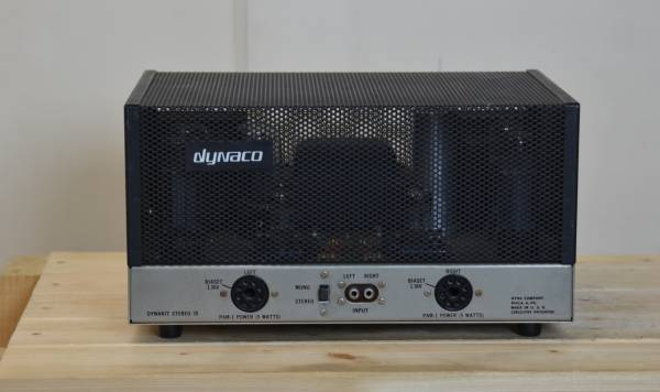 DYNACO DYNAKIT STEREO 70 ステレオパワーアンプ