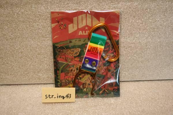 新品 JOIN ALIVE 2014 ペットボトルホルダー バルーン グッズ