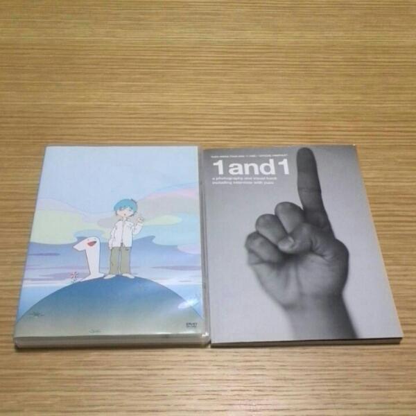 ゆず「TOUR 2004 1AND1」ツアーパンフ(ブックレット+DVD)