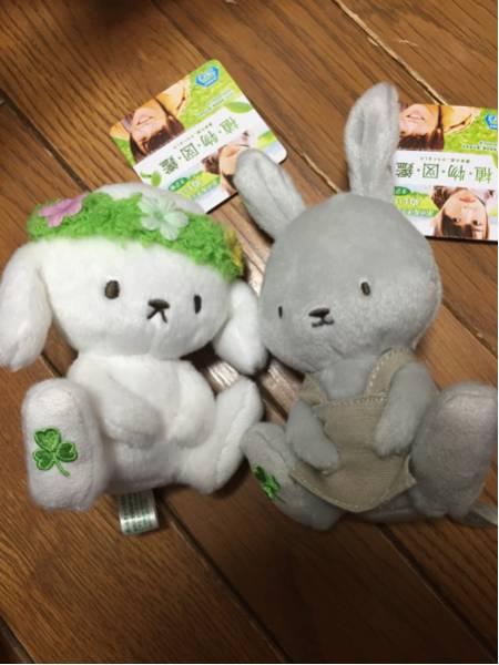 植物図鑑 ボールチェーン付きぬいぐるみ 2種 EXILE 三代目J Soul Brothers 岩田剛典 高畑充希