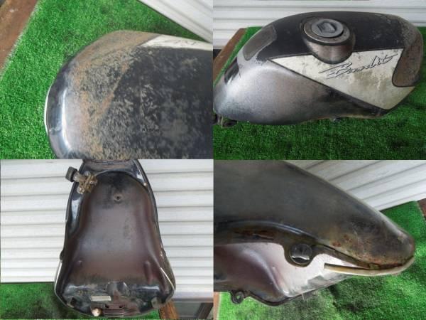 ◆バンディット250[GJ74A] 燃料タンク◆_画像3