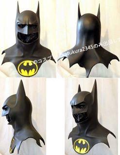 最新作 マスク コスプレ コスチューム バットマン _画像2