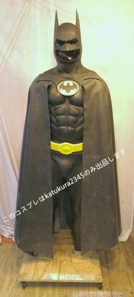 最新作 マスク コスプレ コスチューム バットマン _画像3