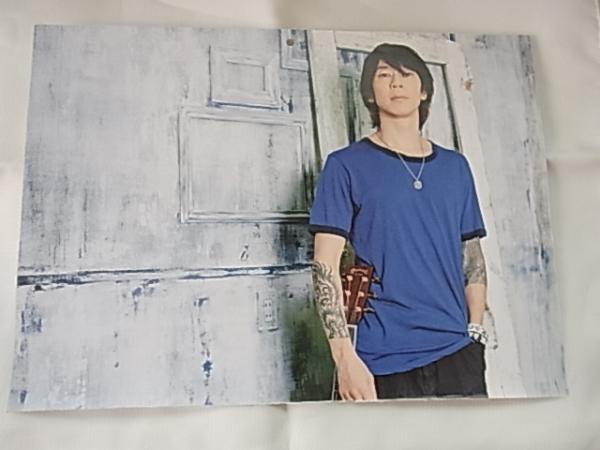 the HIATUS 切り抜き1枚◎120円発送