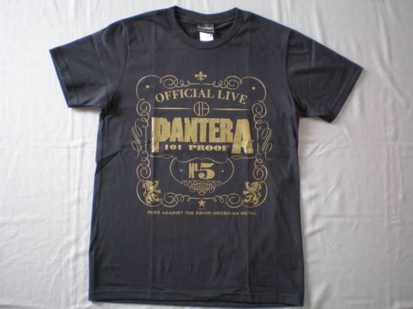 バンドTシャツ   パンテラ(Pantera) 新品Mサイズ
