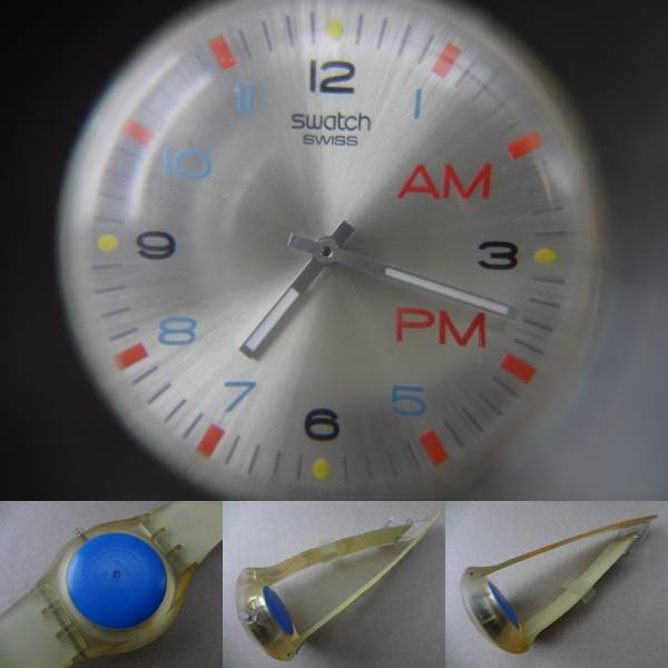 core competencies of swatch and the global watch industry