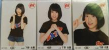 即決 HKT48 全国ツアー 横浜アリーナ 生写真 下野由貴 コンプ
