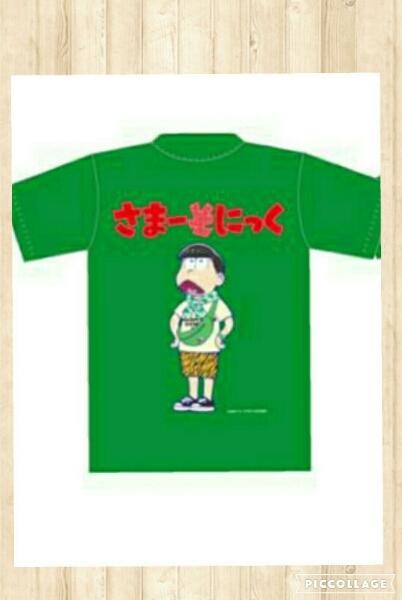 おそ松さん サマーソニック Tシャツ チョロ松 Mサイズ