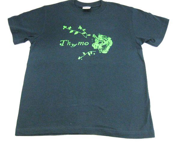 【C44】THYMO バンドTシャツ キウイロール OG