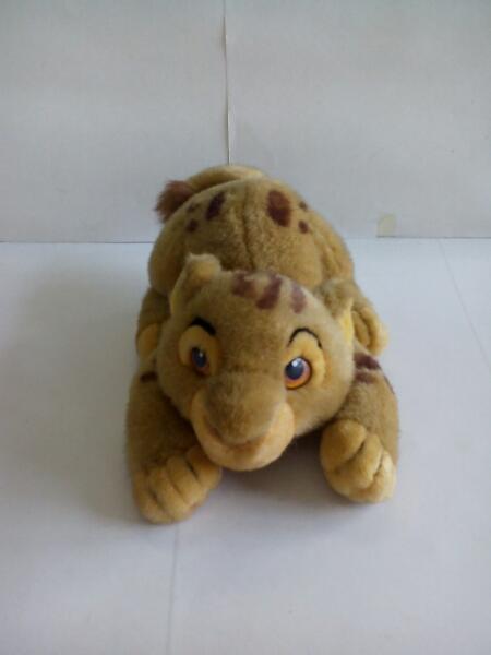 P2150♪Disney ライオンキング シンバ ぬいぐるみ ディズニーグッズの画像