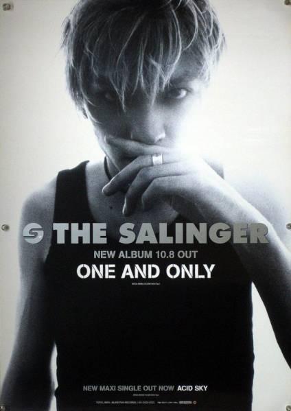 SALINGER サリンジャー B2ポスター (1U02005)