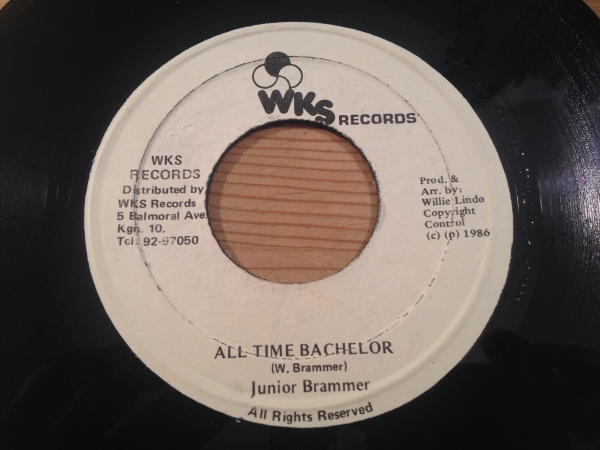 ★Junior Brammer/All Time Bachelor★哀愁LOVERS!_画像1