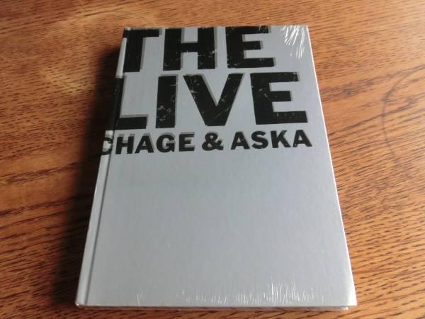 未開封/チャゲ&飛鳥/CHAGE&ASKA/THE LIVE/パンフレット