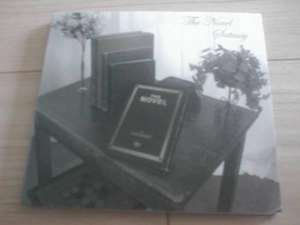 SATUSSY CD「THE NOVEL」(SHINGO☆西成漢韻踏合組合LIBRAMSC_画像1